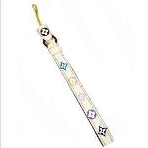 Louis Vuitton Multicolor Monogram Keychain